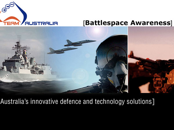 Multimedia production for Federal Government Department of Defence